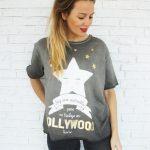 Camiseta Hollywood