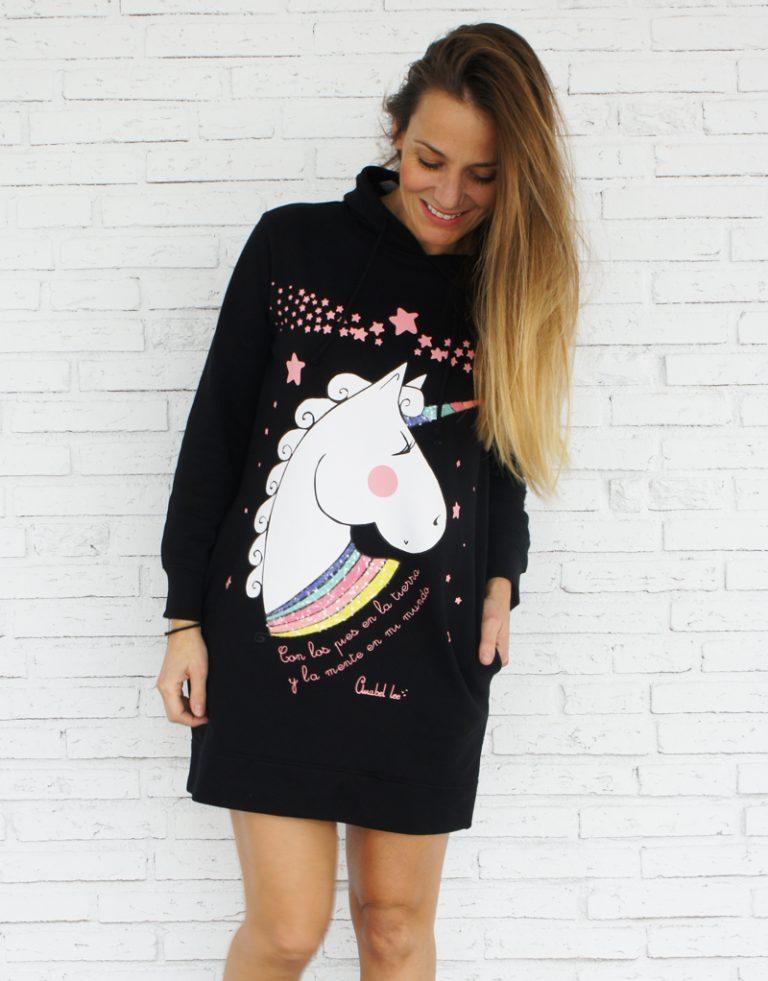 Sudadera Unicornio