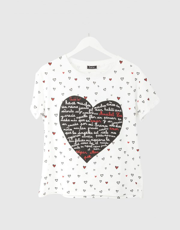 Camiseta Poema