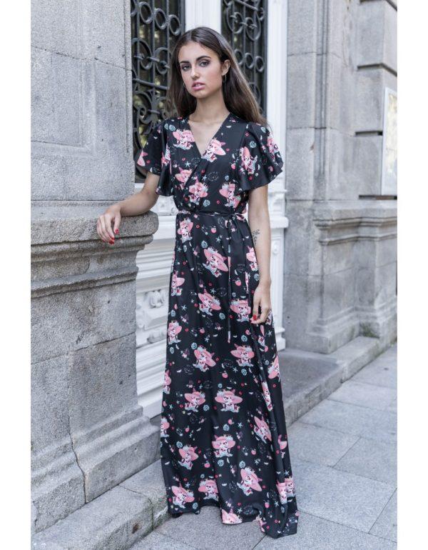 Vestido Catrina